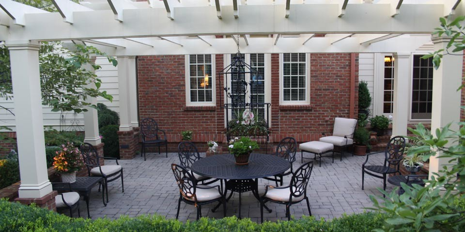 Patios Projects by Landscape Alternatives